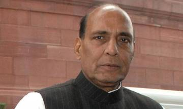 Rajnath to raise terrorism issue during SAARC meet in Pak