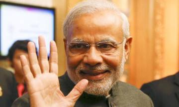 Prime Minister Narendra Modi says passing of GST bill is truly historic, thanks parties