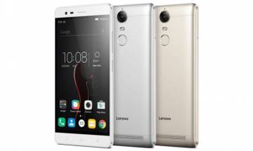 Lenovo Vibe K5 Note's two variants launched in India