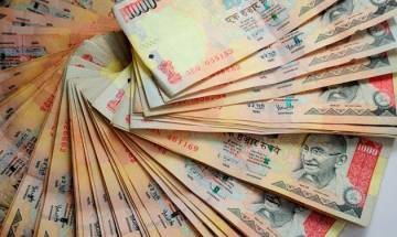 Rupee strengthens by 2 paise against dollar in early trade