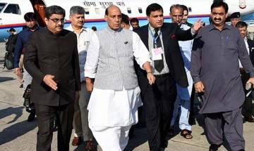 SAARC meet: Rajnath Singh briefs PM Modi about his Pakistan visit