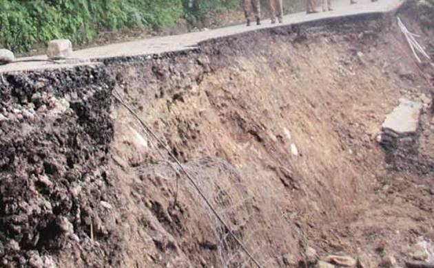 Landslide (Representational picture)