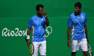 Paes-Bopanna out of Olympics after losing to Polish pair on Day 1