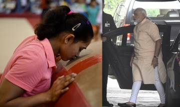 Top 5 stories at 1 PM on Aug 8: Dipa's historic act, GST in Lok Sabha and more