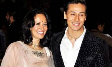 I am scared of my mother: Tiger Shroff