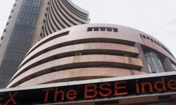 Sensex falls 97 points, Nifty below 8,700 post RBI policy review