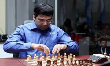 Anand draws with Wesley So, slips to joint second