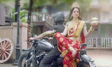 Kangana Ranaut as Goddess Lakshmi gives you a powerful message