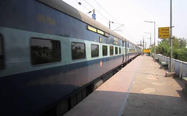Shaktipunj Express's guard coach derails
