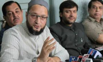 I challenge all parties to debate on condition of Muslims: Owaisi