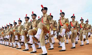 Independence Day: 948 security officers awarded medals for bravery