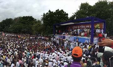 Dalits gather in Una, vow to intensify agitation if demand not met