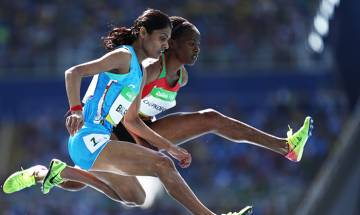 Rio Olympics 2016: Lalita finishes 10th, disappointment in athletics continue