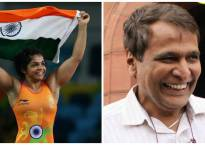 Indian Railways announces to give Rs 60 lakh to Sakshi Malik
