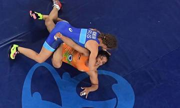 Rio Olympics 2016: Sakshi Malik on cusp of history, a win away from bronze medal