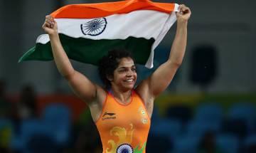 Sakshi Malik - India's first woman wrestler to win Olympic medal