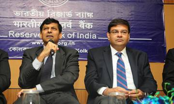 Urjit Patel to replace Raghuram Rajan as Reserve Bank Governor
