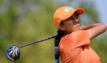 Rio 2016: Golfer Aditi Ashok flops in round three, medal hopes all but over
