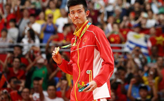 Chen Long (Source: Getty)