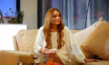 Lindsay Lohan wants selfie with Putin, $850k, private jet in exchange for interview