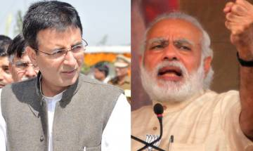 Congress slams PM Modi's nationalism remark, says BJP exposed before the nation
