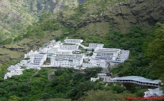 वैष्णो देवी मंदिर (फाईल फोटो)