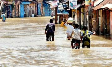135 houses swept away, 20 villages submerged by Ganga in Malda, West Bengal