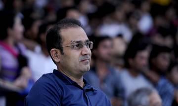 Virender Sehwag, Sakshi Malik plan to meet for a duel