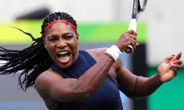 Serena Williams shoulders burden of history at US Open tennis championships 2016