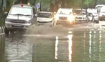 Top 5 news at 1pm on Aug 31: Heavy rains cripple Delhi NCR; John Kery addresses IIT-D and more