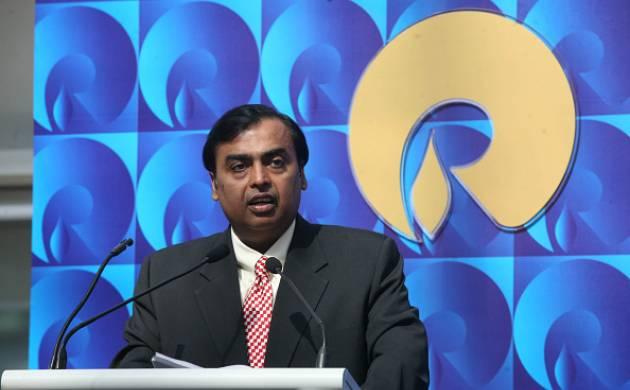 Mukesh Ambani: Source Getty Images