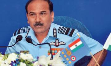 We should have seized PoK long back: IAF chief Arup Raha