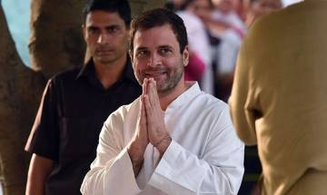 'I stand by my words says Rahul while RSS questions his U-turn in SC