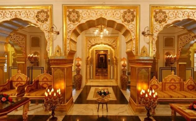 Raj Mahal Palace HotelJaipur