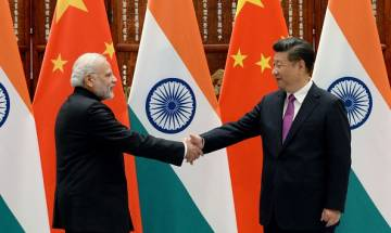 PM Modi raises India's concern over CPEC with Chinese President Xi Jinping