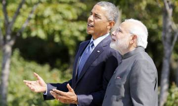 US President Barack Obama praises Modi for 'bold policy' on tax reform
