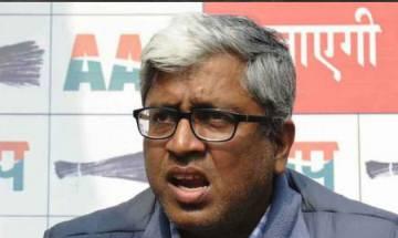 AAP leader Ashutosh summoned by NCW on his blog supporting sacked Delhi minister Sandeep Kumar