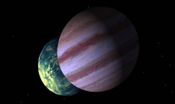 NASA gets first images of Jupiter's north-pole, studies weather activities