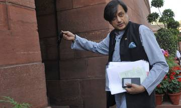 """BJP trying to hijack history, will not let it reduce India to """"Hindu Pakistan"""": Tharoor"""