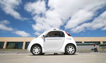 Google driverless driverless cars to automatically detect police vehicles