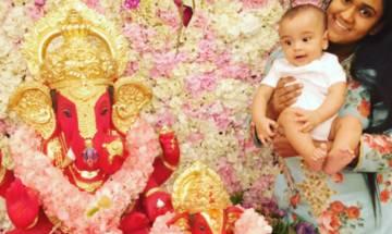 Watch: Salman Khan and family bid adieu to Lord Ganesha