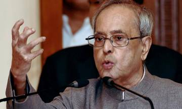 GST Bill becomes a law as President Mukherjee gives assent to the Constitution Amendment Bill