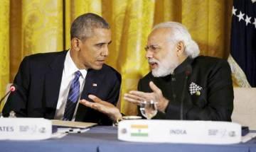PM Modi invites US President to visit India, as Obama expresses his desire to visit Taj Mahal with wife