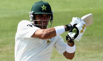 ICC to present Test mace to Misbah in Lahore on 21 September