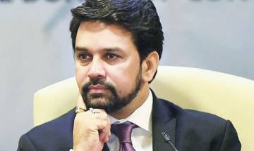 Anurag Thakur made a no-holds-barred attack on Shashank Manohar