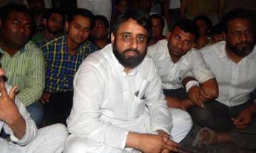 AAP MLA Amanatullah Khan writes letter to Arvind Kejriwal, resigns from all posts