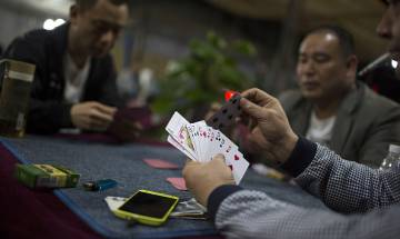 Gamblers most prone to serious violence: Study