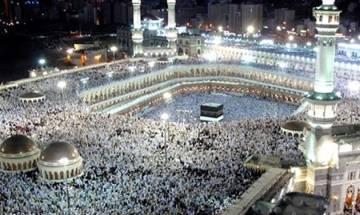 Hajj Yatra: Nearly 1.5 million people embark on holy pilgrimage in Saudi