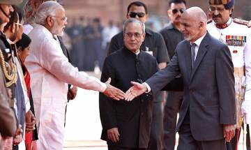 Afghan President Ghani to visit India on September 14