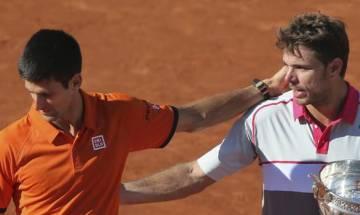 Stan Wawrinka upsets World No. 1 Djokovic to win 3rd Grand Slam title
